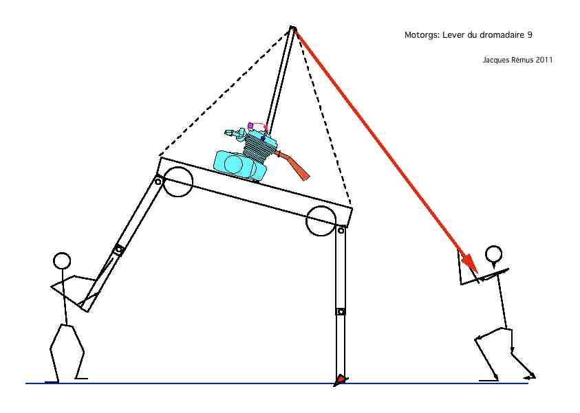 Dessin montrant l'opération avec deux manipulateurs